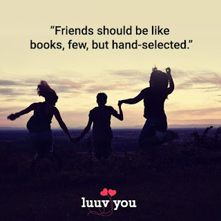 status about best friends