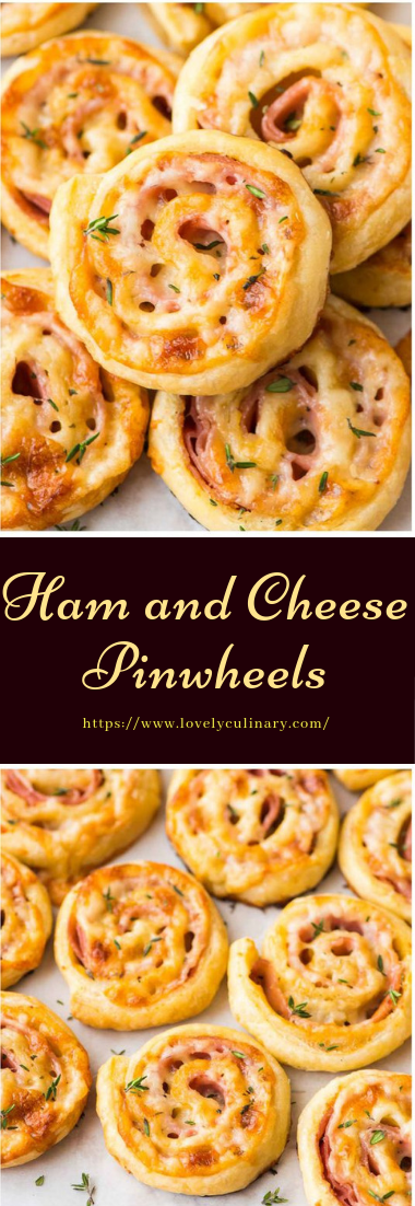 Ham and Cheese Pinwheels #healthyfood #dietketo