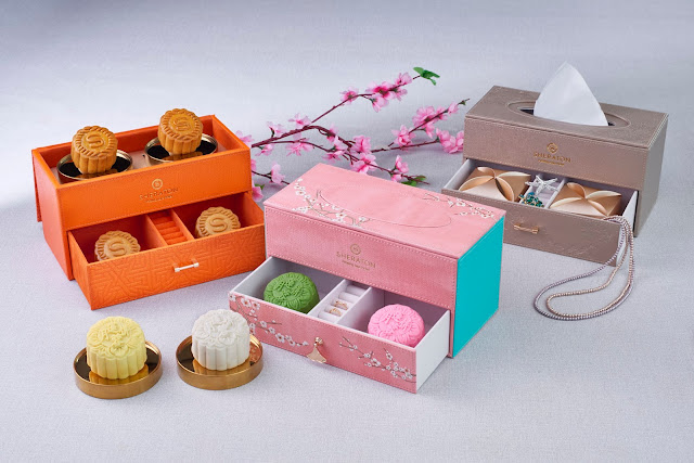 Go Over The Moon With These Halal Mooncakes From Marriott Bonvoy Hotels And Resorts