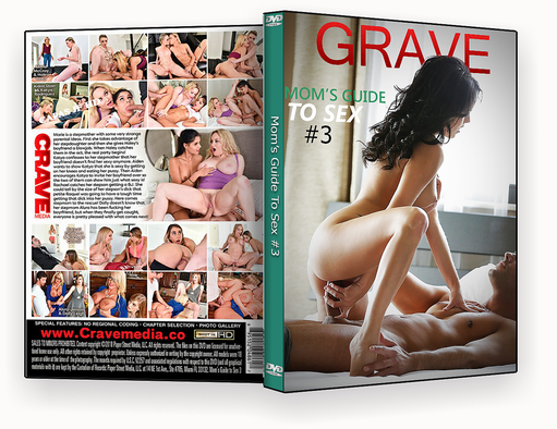 CAPA DVD – Mom's Guide To Sex #3 XXX – ISO