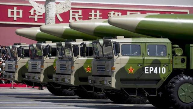 China duplicará arsenal de ojivas nucleares capaces de golpear EEUU