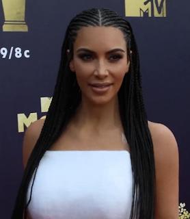 Kim Kardashian spotted by StyleCaster