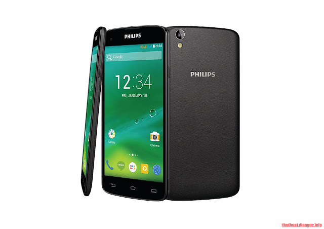 Rom stock cho Philips i980 flashtool ok