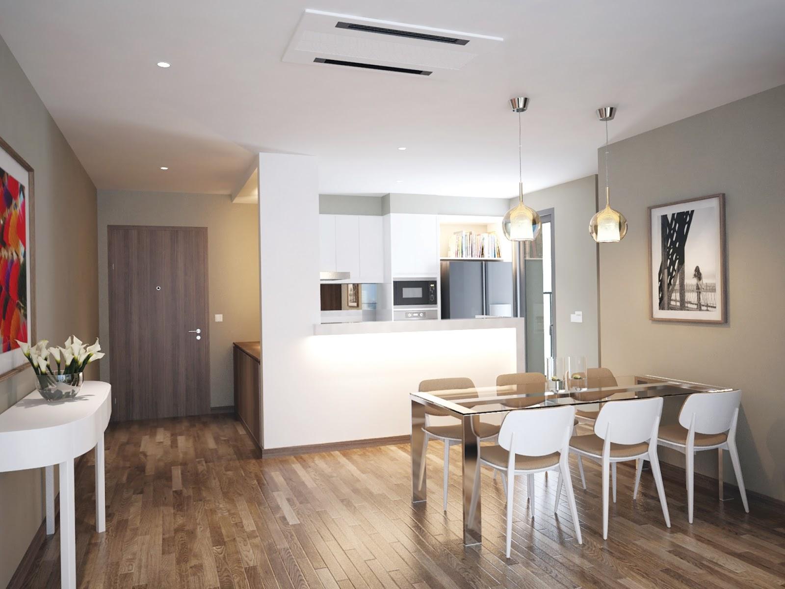 Ra mắt căn hộ đẳng cấp 5 sao tại khu vực Ngoại Giao Đoàn