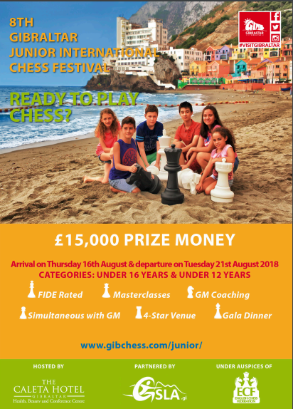 8th Gibraltar Junior Festival