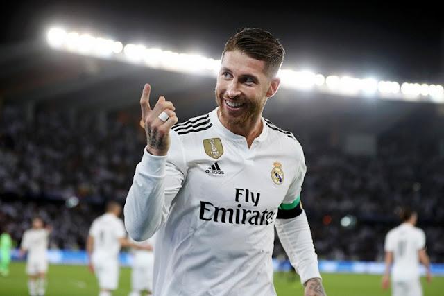 Рамос попросил «Реал» бесплатно отпустить его в Китай