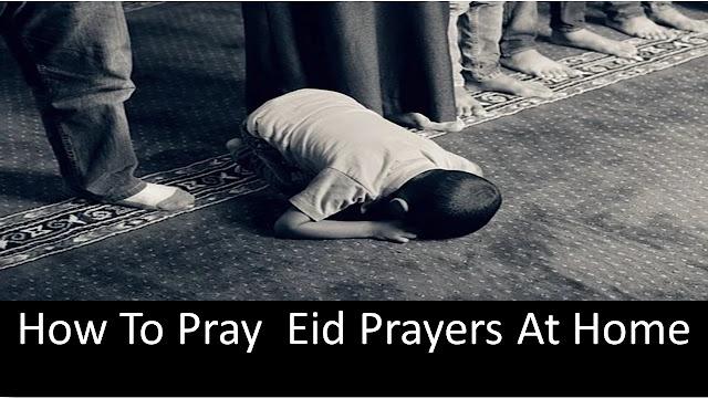 Eid Prayers ٓAt Home, Fatwa of Darul Uloom Deoband