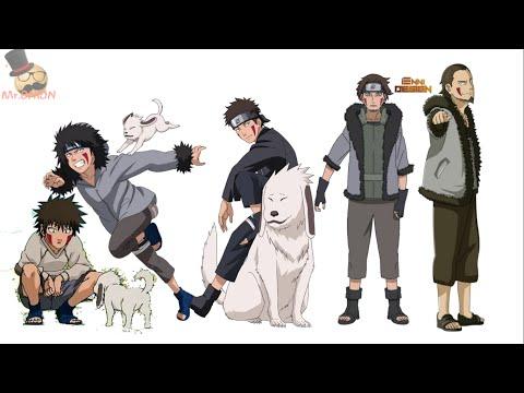 Naruto Character : Fakta Kiba Inuzuka dan Kumpulan Foto Kiba Inuzuka