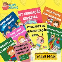 Kit Educação Especial -Atividades Anos Iniciais