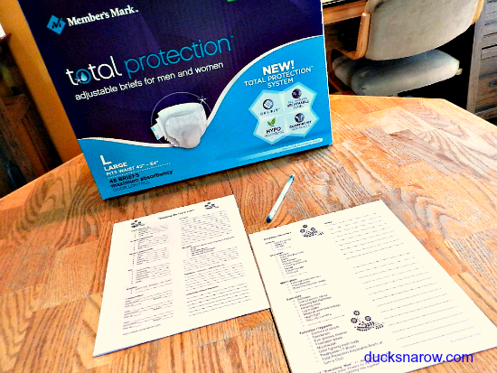 Team work makes caregiving easier and more enjoyable Here are some planning tips and 2 free printables, too! #Conquerinco #ad