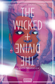 The Wicked + The Divine 4 Tensión dramática