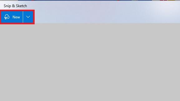 كيفية التقاط صورة الشاشة وتعديلها بدون استخدام لوحة المفاتيح في ويندوز 10