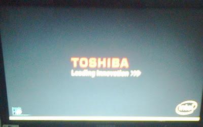 Cara Masuk Booting Pada Laptop Toshiba