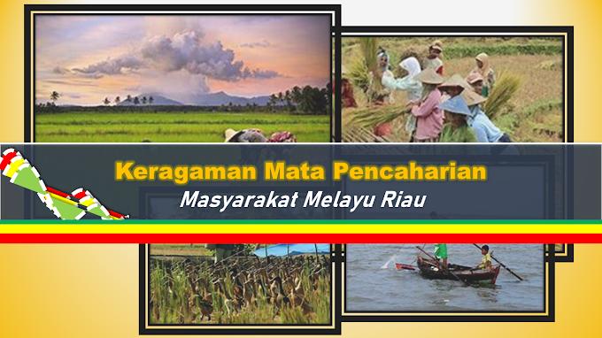 Keragaman Mata Pebcaharian Masyarakat Melayu  :TAPAK LAPAN