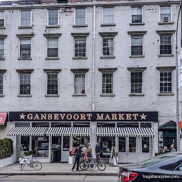 Gansevoort Market, Nova York