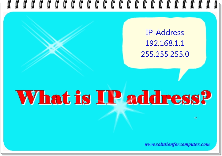 how to change the ip address of this computer