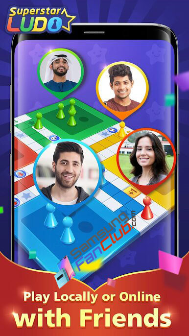 Download Tencent Ludo SuperStar Game for Android Samsung Galaxy S10 Plus