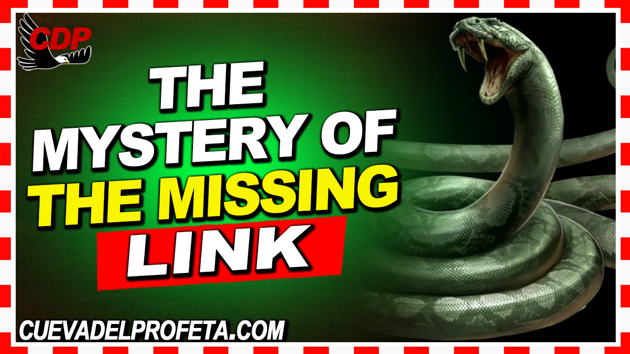The mystery of the missing link - William Marrion Branham