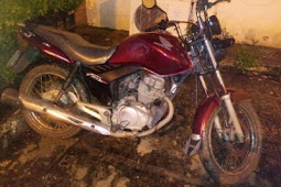 Polícia Militar recupera veículo com restrição de roubo na cidade de Laranjeiras