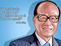 Li Ka Shing, Sang Konglomerat dari Benua Asia