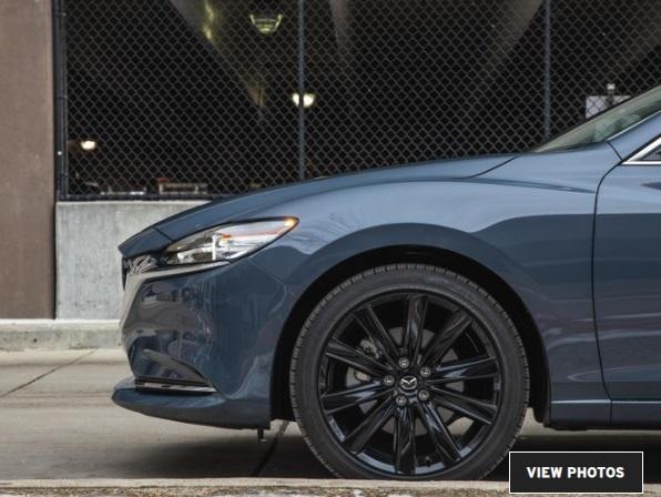 Bagian Depan Mazda 6 Turbo Carbon Edisi