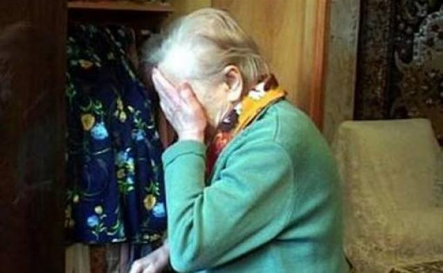 Как обиженный сын решил отомстить старушке-матери