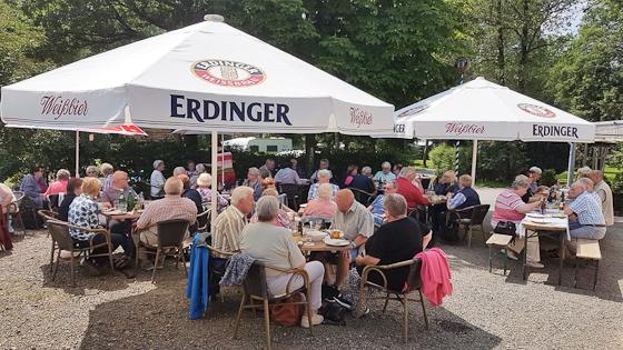 Sozialverband Osterode zu Gast auf der Eulenburg