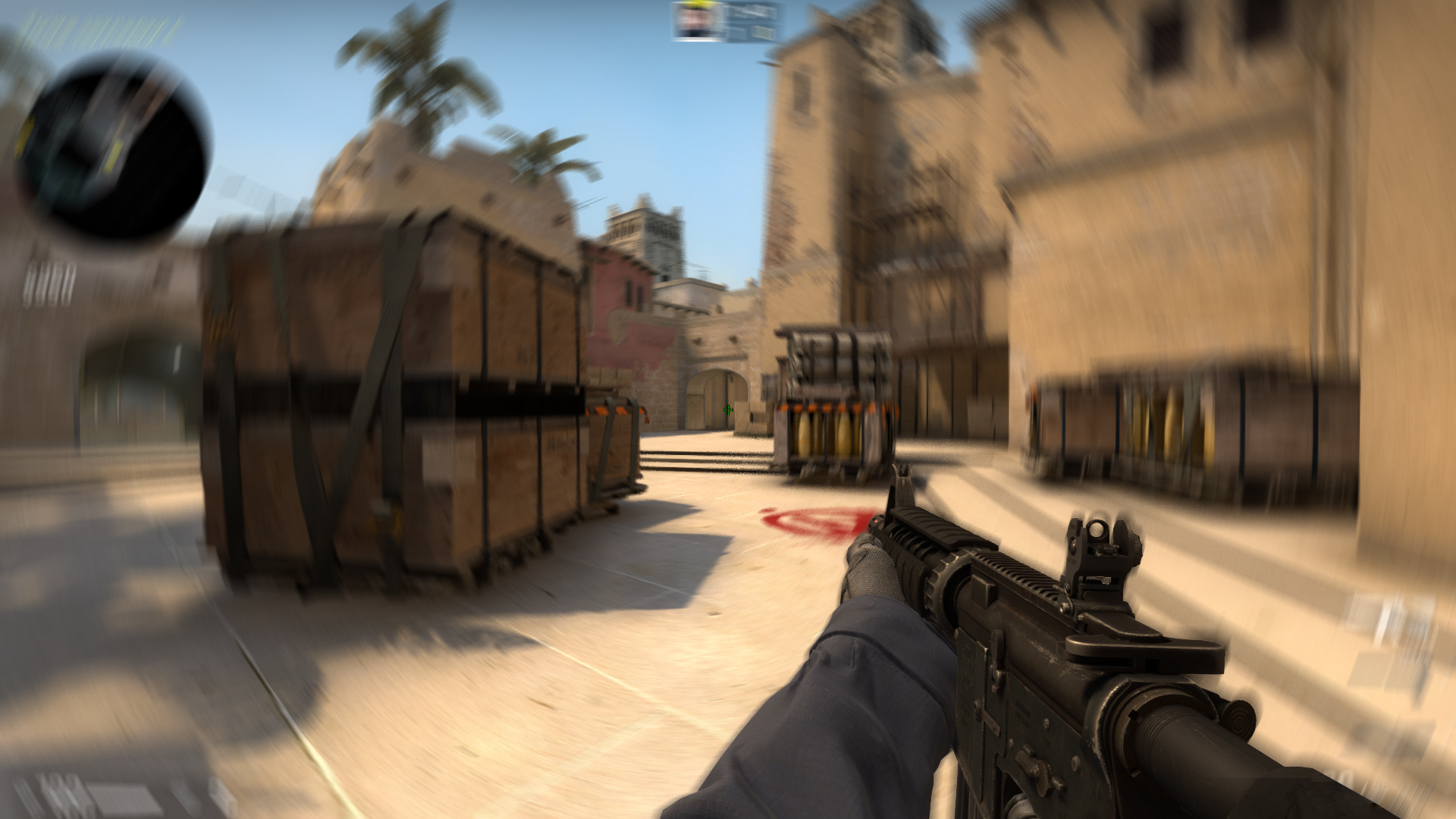 How to slow down or speed up time in CS:GO through the console