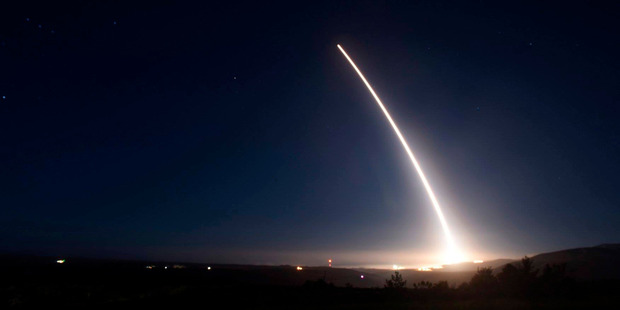US Nuke test: The missile is the message