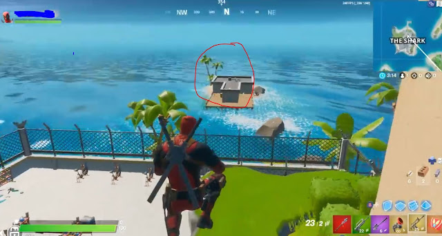 Fortnite New Map Hidden Island