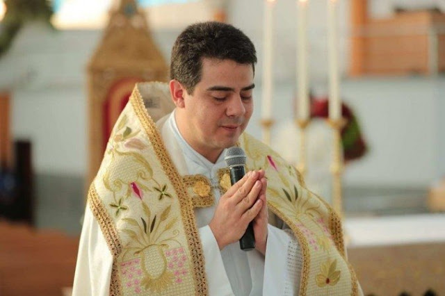 Padre Robson é inocentado de acusações de lavagem de dinheiro em Trindade