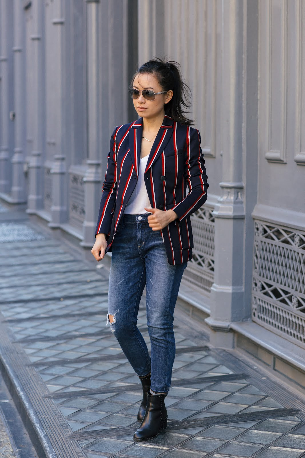 rag and bone howson blazer