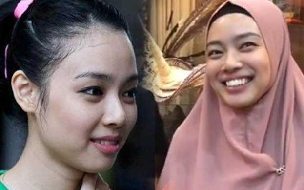 Masih Ingat Ratu Wushu Indonesia? Kini Tampil Cantik Pakai Syar'i dan Sudah Menikah Lho!