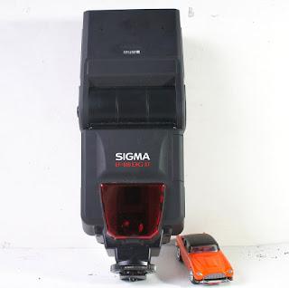 Jual Flash Sigma EF-610 DG ST -iTTL