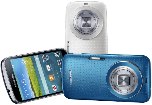 Samsung unveils Galaxy K zoom, Successor of Galaxy S4 zoom ~ World of Android News, Price, Apps Review & Rumor