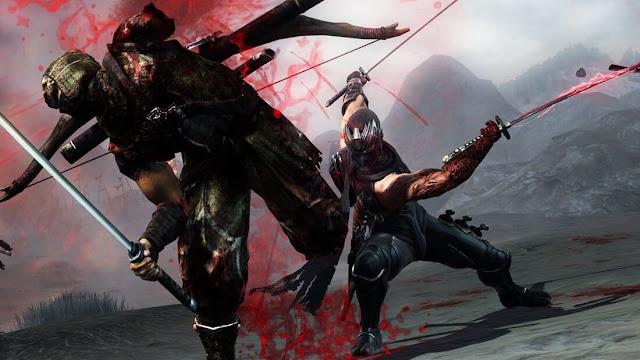 Imagem do Ninja Gaiden 3: Razor's Edge