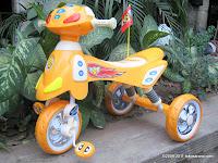 2 Sepeda Roda Tiga Merino 8508 Space Automotive