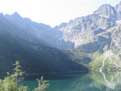 Tatra Mountains, Poland (View from above Morskie Oko)