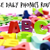 Simple Daily Phonics Routine