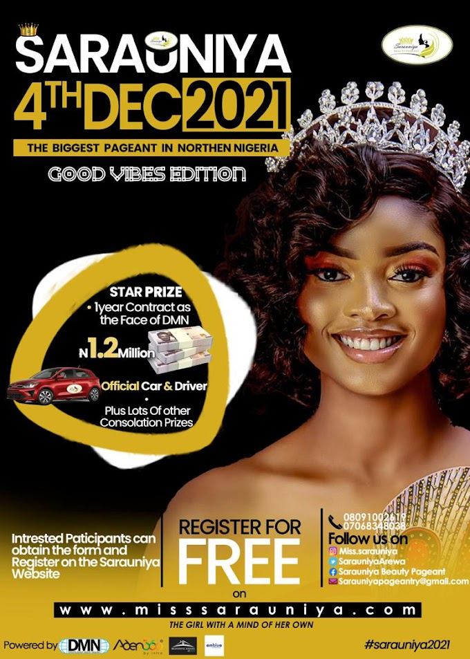 """All You Need To Know About """"The Sarauniya Beauty Pageant"""""""