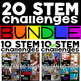 STEM Challenges Bundle