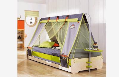 stunning kinderbett mit h hle pictures thehammondreport. Black Bedroom Furniture Sets. Home Design Ideas