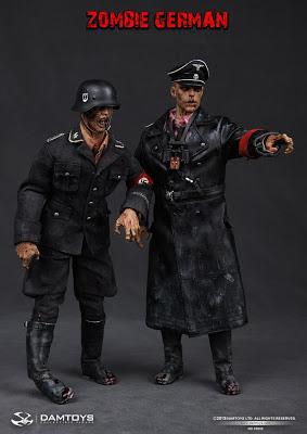 I Nazi-Zombie della DamToys