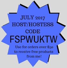 Host/Hostess Code for July