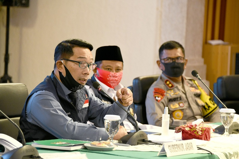 Pemda Prov Jabar Keluarkan Protokol Idul Adha