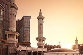 Hotel Raffles Makkah Palace