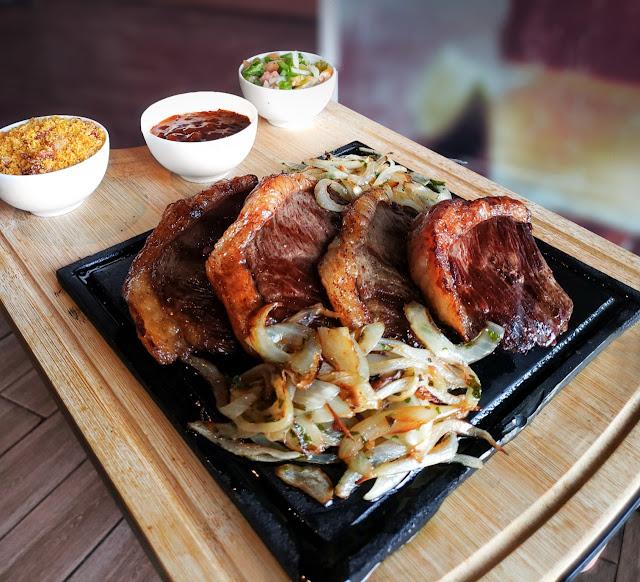 Inspirado em bares americanos, Texas Ranch Bar inova e reformula cardápio para almoço e jantar