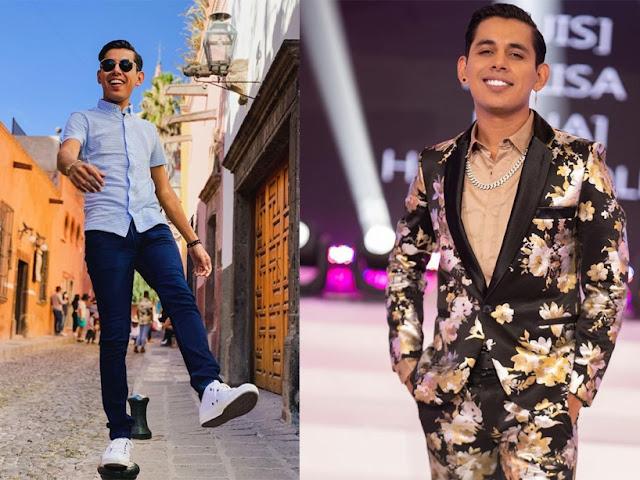 Jhonny Caz, vocalista de Grupo Firme lo confiesa Soy gay