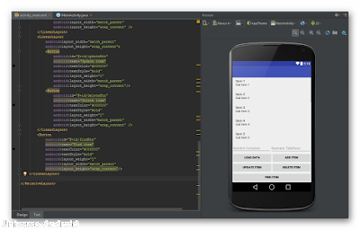 Android Studio - Database Firebase