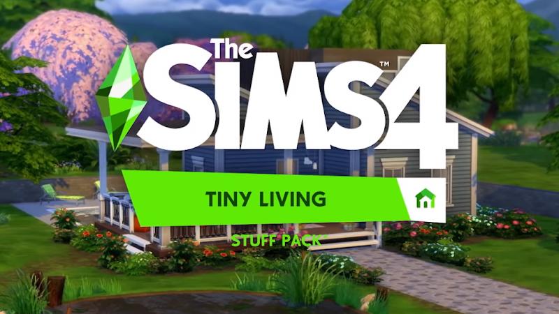 THE SIMS 4 FULL DLC V1.61.15.1020 (TINY LIVING STUFF) [LINK GOOGLEDRIVE]
